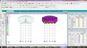 Bridge Design In Staad Pro Staad Pro V8i Video Training Tutorial Modeling Of Elevated