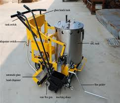 line painting equipment for road safety equipment road marking paint machine