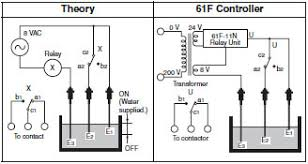 level switches operating principles technical guide singapore Float Level Switch Wiring Diagram self holding_circuit_fig Simplex Float Wiring-Diagram
