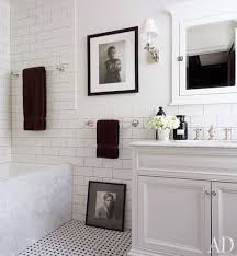 Best Subway Tile Images On Pinterest Bathroom Ideas Shower