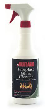 Rutland Fireplace Glass CleanerFireplace Glass Cleaner
