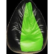 cool bean bags. Bean Bag Classic Black And Green In Lohagaon Cool Bags