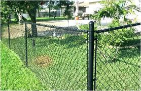 Chain Link Fence Post Slansing Co