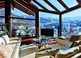 Case Di Montagna Interno : Arredamento montagna design tendenze casa