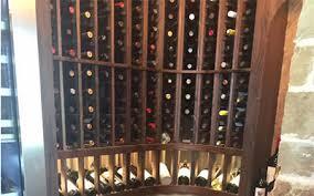 wine cellar furniture. Custom Wine Rack Design Cellar Furniture