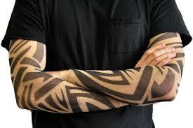 Tetovací Rukáv Ornament 4