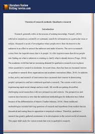 Writing a scientific literature review paper How to Start a Critique Paper  Synonym