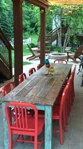 wooden outdoor furniture painted. Best Paint For Outdoor Wood Furniture  Spray Capable Photo Can Wooden Painted