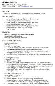 M E Chronological Resume Chronological Resume Template