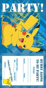 Free Birthday Posters Pokemon Posters Printable 19328