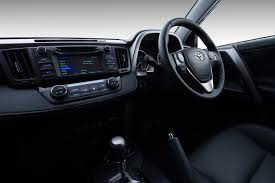 Facelifted Toyota RAV4 – Primo Executive Cars