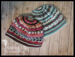 Crochet Hat Patterns For Adults