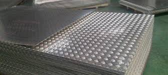 Stainless Steel 304 Chequered Plate Ss 304 Astm A240