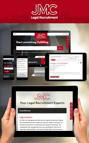 portfolio recruitment website design uk job boards career see this jmc legal recruitment