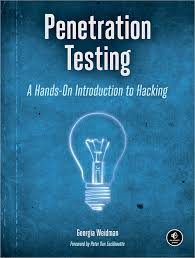 Books on penetration testing