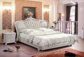 italian bedroom furniture sets. modern design pure white genuine leather bed italian bedroom furniture set sets