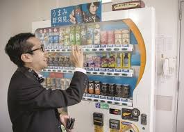 Gulf Vending Machines Awesome Why Are Japan's 48 Million Vending Machines Losing Out To Humans