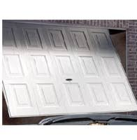 single garage doorCompare Single Panel Garage Doors
