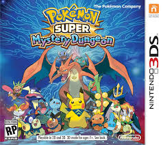 Pokemon Mega Donjon Mystere 3ds – Cute766