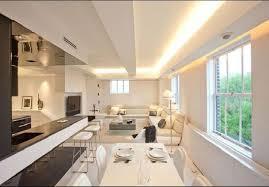 lighting Beautiful Garage Apartment Interiors Furniture Design