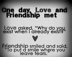 Love And Friendship Quotes Mesmerizing Best Quotes On Life Love And Friendships Quotes On Life And Love And