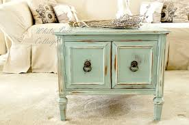 distressing furniture with chalk paint. How To Cheat Distress Furniture Look Cheap For Distressing With Chalk Paint