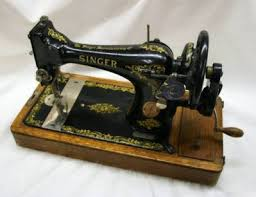 Early Singer Sewing Machines