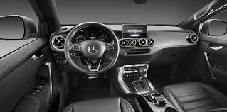 2018 mercedes benz ute. modren ute thereu0027s even fake leather on the dash top and doors in model u2013  for first time ute segment buyers can choose between macchiato  inside 2018 mercedes benz l