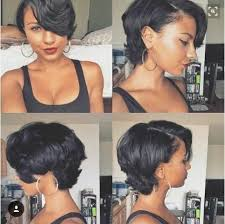 also 38 Best Short Hairstyles   Haircuts for Black Women in 2017 additionally 61 Short Hairstyles That Black Women Can Wear All Year Long as well side bangs cute short hairstyles black women   Zestymag as well  moreover  moreover  likewise 11  Short Hairstyle Designs for Black Women  Ideas   Design Trends in addition  in addition Layered Bob Side Bangs for Black Women Hair   Hairstyle as well 11 Trendy Hairstyles for Black Women   Hairstyles Weekly. on layered short haircuts for black women