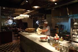 Restaurant Kitchen Design Restaurant Open Kitchen Design Open Kitchen Counter And