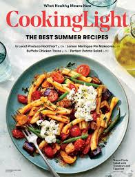 Cooking Light Healthy Cooking Light July 2018 Magazine Get Your Digital Subscription