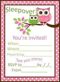 free sleepover invitation templates sleepover invitations sleepover invitation template boy sleepover