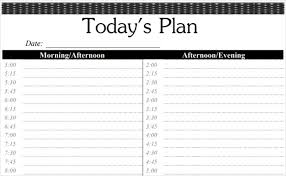 Planner 5 These Time Blocking Free Printable Planners Will Help You Avoid