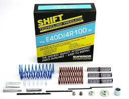 e4od transmission ford e4od e40d 4r100 transmission superior valve body shift kit truck