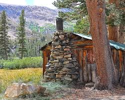 Western Rustic Decor Rustic Decor Farmhouse Decor Old Log Cabin Photo Manly