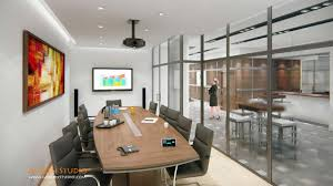 modern office space. Modern Office Spaces Architectural Visualization Space