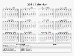 Christian, catholic, jewish & muslim. Calendar 2021 Png Photo Free Printable 2021 Calendar With Holidays Transparent Png Transparent Png Image Pngitem