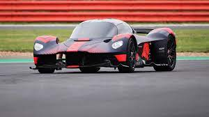 Hear The Aston Martin Valkyrie Play Its Sweet V12 Tune At Silverstone