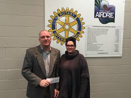 Airdrie Rotary Club supporst Airdrie Rotary Festival of the Performing Arts  | Rotary Club of Airdrie