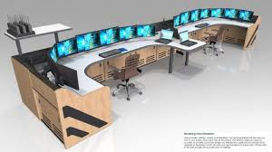 Control Room Furniture Property
