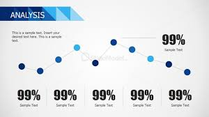 Line Chart Ppt Line Chart Analysis Trend Template For Powerpoint Slidemodel