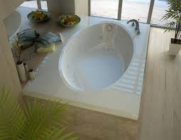 venzi grand tour viola 42 x 60 rectangular air whirlpool jetted bathtub with left drain vz4260vdlx elite fixtures