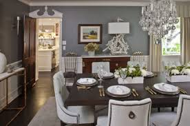 40 This Is A Beautiful Dining Room And There Are A Couple Of Tips Delectable Grey Dining Room