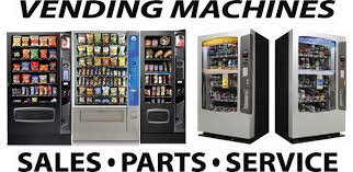 Parts Of A Vending Machine