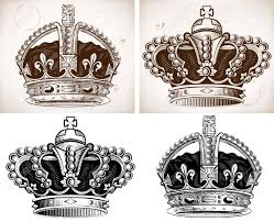 Tiara Design Ideas 32 King Crown Tattoos Designs