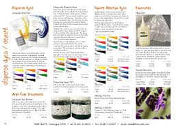 Idye Poly Color Mixing Chart Fibrecrafts Colour Crafts