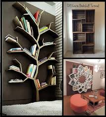 26 Of The Most Creative Bookshelves Designs  Shelves Decorative Bookshelves Ideas