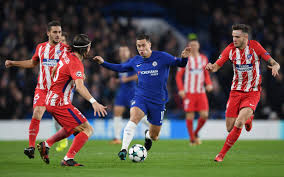 Chelsea 1 Atletico Madrid 1: Cagey draw leaves Antonio Conte facing  nightmare last-16 draw