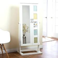 armoires large standing jewelry armoire jewelry standing large size of jewelry floor mirror jewelry standing
