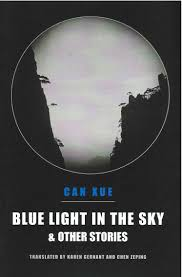 The Blue Light Story New Directions Publishing Blue Light In The Sky